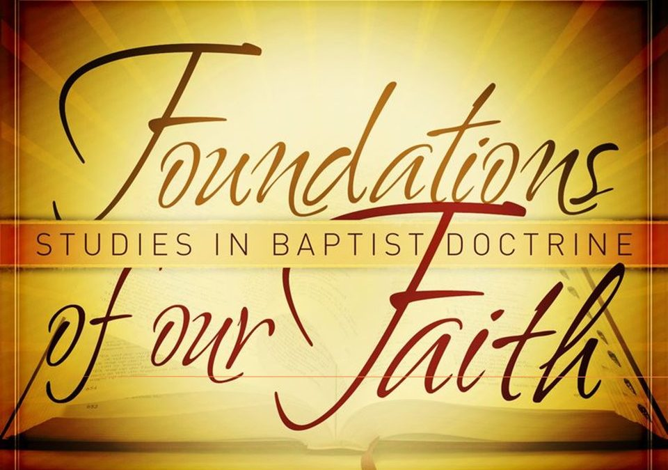 Foundations of Our Faith - Doubtless Living in Tennessee