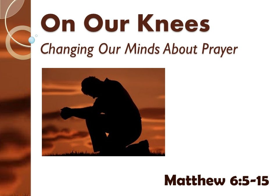 On Our Knees - Doubtless Living