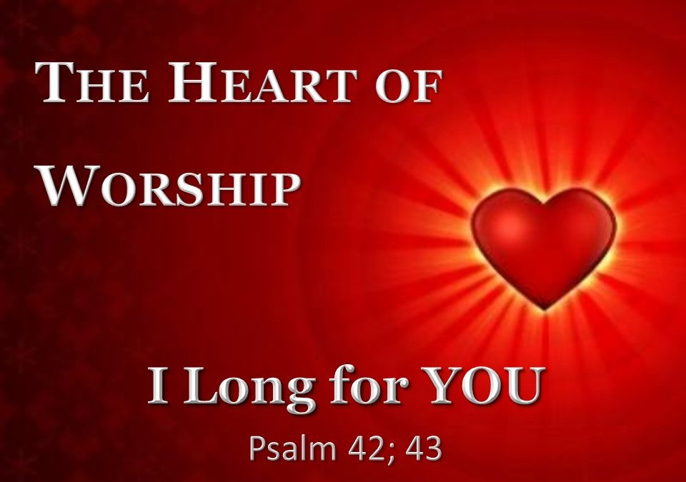The Heart of Worship - Doubtless Living in Tennessee